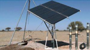 20m 24V DC Solar Water Pump 5cbm Per Hour 432W Lowest Voice pictures & photos