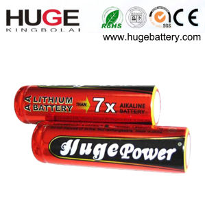 1.5V AA Size Lithium Iron Camera Battery (FR6) pictures & photos
