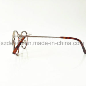 Newest Style Antique Round Frame Tortoise Shell Optical Frame Eyewear pictures & photos