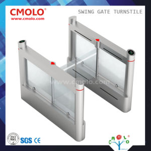Retractable Flap Barriers Pedestrian Barrier (CPW-322Fs)