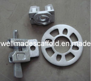 Ring Lock Scaffold Rosette Ledger End Brace Head pictures & photos