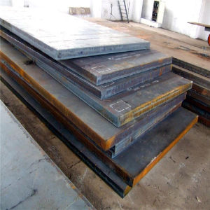 Abrasion Resistant Steel Plate/Manganese Steel Wear Plate pictures & photos