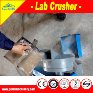 High Quality Small Scale Mining Laboratory Jaw Crusher pictures & photos