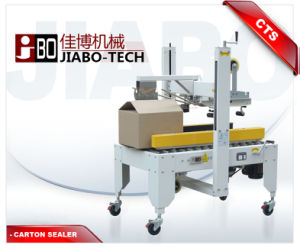 Semi Automatic Carton Left and Right Drive Sealing Machine (CTS-01A) pictures & photos