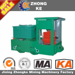 2.5ton Underground Mining Anti-Explosive Battery Powered Electric Locomotives Made in China pictures & photos