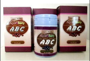 100% Pure ABC Weight Loss Pills