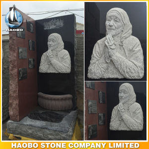 Custom Design Stone Memorial and Monument for Sale pictures & photos