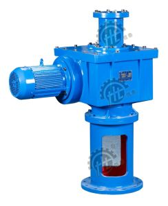 Lfy Two Stage Vertical Flange Connection Mixer Agitator Reducer