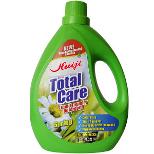 New Untra Concentrated Formula 3L Liquid Laundry Detergent pictures & photos