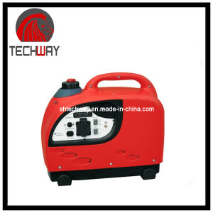 2200W Gasoline Digital Inverter Generator pictures & photos