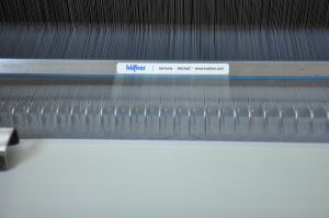 Dpp61t-64W White Monofilament Polyester Printing Screen Mesh pictures & photos