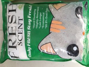 OEM Wholesale Bentonite Cat Litter Manufacturer in China pictures & photos
