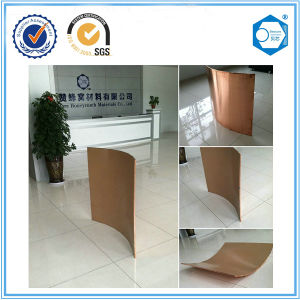 Aluminium Honeycomb Core Panel with Copper Facade pictures & photos