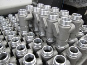 High Silicon Moly Ductile Iron Castings pictures & photos