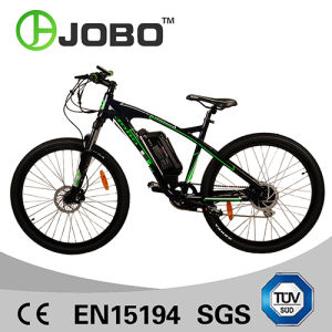 Moped with Pedals 27.5 Middle Motor Electric Bicycle pictures & photos