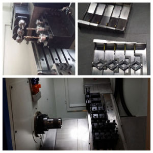 Taiwan Linear Guideway Slant Bed CNC Lathe (CK-50L) pictures & photos