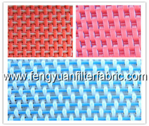 100% Polyester Dryer Mesh Cloth for Paper Mill pictures & photos
