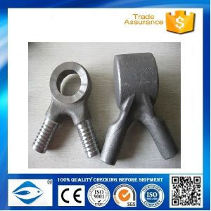 Steel Parts Developed Steel Forging pictures & photos