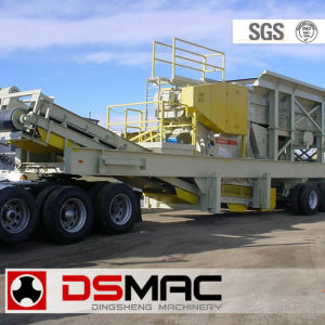Portable Crusher Plant / Mobile Crusher (Crawer Type) (DMP600)