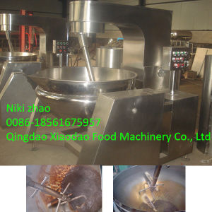 Cooker for Sugar/Paste/Juice/Sugar Mixing Machine pictures & photos