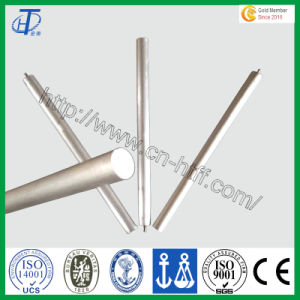 Extruded Magnesium Anode Rod for Water Heater pictures & photos