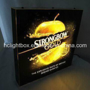 Advertising Frameless Tension Fabric Light Box