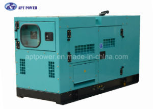 10-30 kVA Diesel Engine Generator with 4 Stroke, Water Cooled pictures & photos