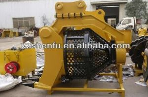 360 Degree Rotating Screen Bucket for Cat Excavator pictures & photos