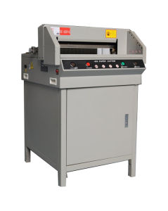 450mm Electric Paper Cutting Machine pictures & photos