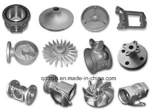 Custom Precision Investment Casting Machinery Parts pictures & photos
