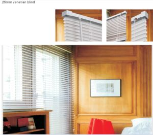 2.5cm Venetian Blind for Window (HB-42) pictures & photos