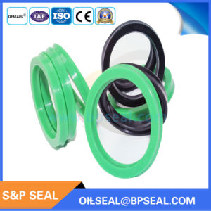 Uns Type PU Hydraulic Oil Seal for Piston and Axis pictures & photos