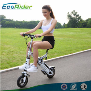 2016 Latest City Two Wheel Foldable Electric Scooter, Folding Electric Bike pictures & photos