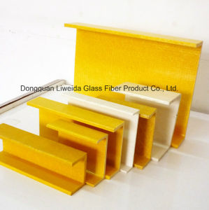 High Performance Fiberglass Reinforced Plastic Profile, FRP Channel