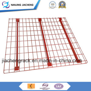 Welded Powder Coated or Galvanized Wire Mesh Decking for Rack pictures & photos