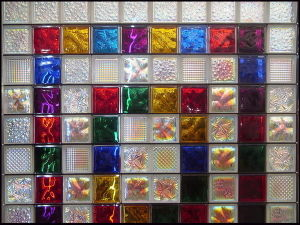 Colored and Clear Glass Block pictures & photos