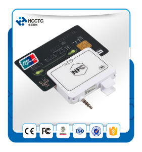 Hot Sale NFC Audio Jack Android Magnetic Credit Card Reader with Free Sdk ACR35 pictures & photos