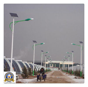 Factory Price 6m 30W LED Solar Street Light pictures & photos