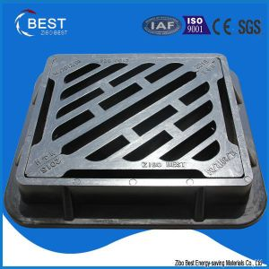 En124 HK Heavy Duty Customized Plastic Water Sidewalk Drain Grate pictures & photos