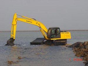 Dredging Excavator