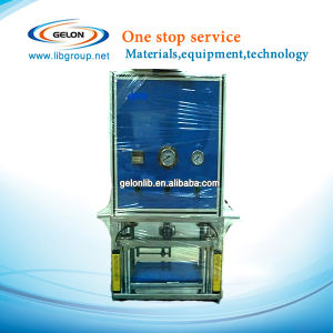 Precision Die Cutter for Pouch Cell Electrode Sheet with Two Size Range Optional pictures & photos