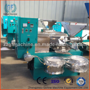 Spiral Sesame Oil Extruder Machine pictures & photos