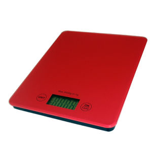 Household Electronic Digital Kitchen Scale pictures & photos
