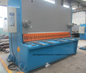 Sheet Metal Cutting Machine Hydraulic Guillotine Shear QC11y-20/4000 pictures & photos