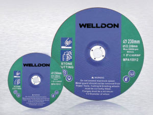 Abrasive Grinding Wheel for Natural, Granite and Artificial Stone (WD-G009)
