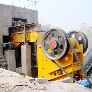 High Efficiency Stone Jaw Crusher Machine for Stone Crushing pictures & photos