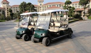 High Quality Electric Car 4 Seater Club Car Golf Cart (Lt_A4) pictures & photos