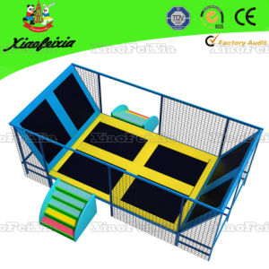 Outdoor Children Luxury Trampoline (1105C) pictures & photos