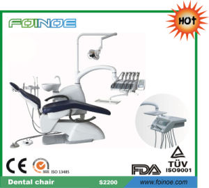 S2200 Hot Selling CE and FDA Approved Dental Unit Chair pictures & photos