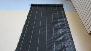 Hot Sales High Quality Black Woven Fabric as Ground Cover Weed Mat